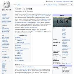 Haven (TV series)