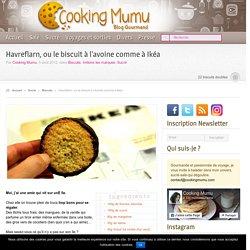 Havreflarn, ou le biscuit à l'avoine comme à Ikéa