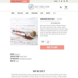 Hawaiian Red Salt – Eat.Feed.Love