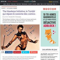 The Hawkeye Initiative, le Tumblr qui répare le sexisme des comics