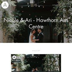 Nicole & Ari - Hawthorn Arts Centre — Melbourne Wedding Film & Videography: Apertura Studios