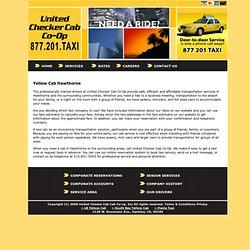 Taxi Service – United Checker Cab