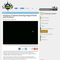 Hayabusa 2 Captures Stunning Image Of Earth And The Moon