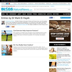 Dr Mark El-Hayek, Author at NaturalNews Blogs