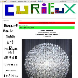 Design - Jean PROUVÉ... - Eero AARNIO - Ball… - Marc NEWSON... - Ron ARAD... - Samuel BENSHALOM - Robert STADLER...