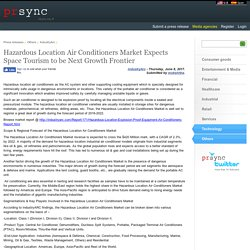 Hazardous Location Air Conditioners Market Expects Space Tourism to be Next Growth Frontier