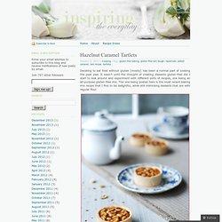 Hazelnut Caramel Tartlets