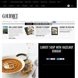 Gourmet Traveller Magazine Mobile