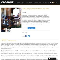 Cocoons - Professional Grade Fitovers