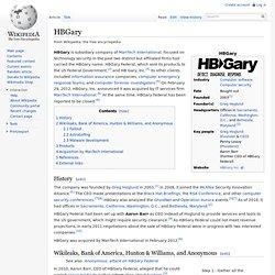 HBGary