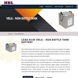 hblbatteries- LEAD ACID VRLA – NSN BATTLE TANK BATTERY