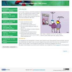 Informatievaardigheden HBO Groen - Lesmateriaal - Wikiwijsleermiddelenplein