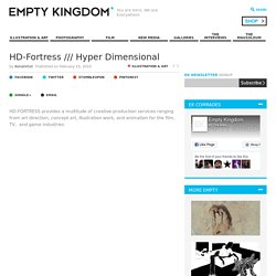 HD-Fortress /// Hyper Dimensional