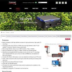 HD PVR Product Description