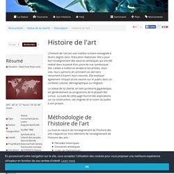 HDA : Histoire de l'Art pour la statue de la Liberté