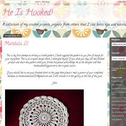 He Is Hooked!: Mandala 21