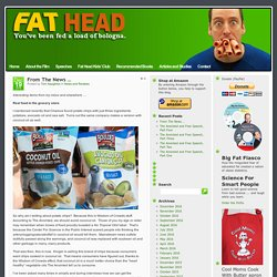 Fat Head - Blog site for the comedy-documentary Fat Head