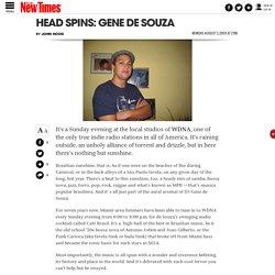 Head Spins: Gene De Souza