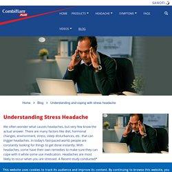 Know about Causes of Stress Headache