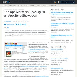The App Market Is Heading for an App Store Showdown: Tech News and Analysis «