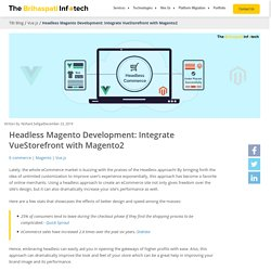 Headless with Magento 2: Integrating Vue.js with Magento 2