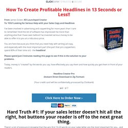 Headline Creator Pro Download Page — KD Launchpad - from author to Publishing Empire!