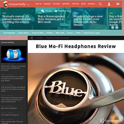 Blue Mo-Fi Headphones Review