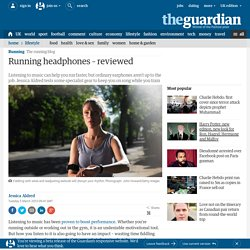 Running headphones – reviewed