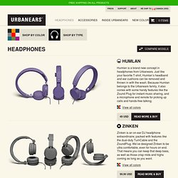 Tanto Sage Headphones - Urbanears