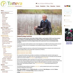 Tamera Healing Biotope 1 - Global Ecology Institute