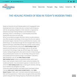 Reiki Master Course & Classes In Delhi - Induseth