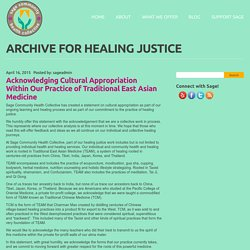 Sage Community Health Collective