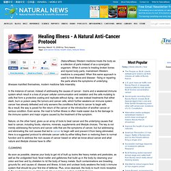 Healing Illness - A Natural Anti-Cancer Protocol