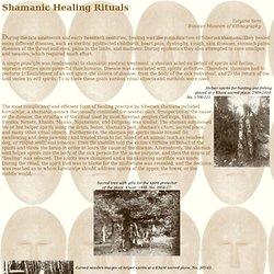 Healing Rituals
