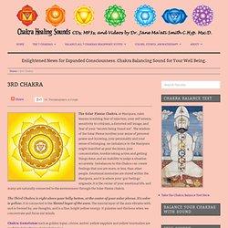 Healing the Manipura Chakra