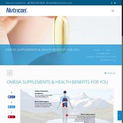 Health Benefits of Omega 3 Fatty Acids