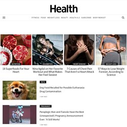 Healthy Eating - Eating - Health.com