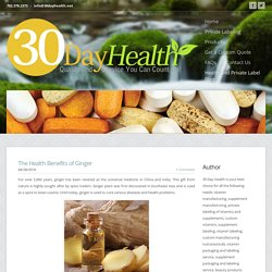 30 Day Health Corporation - Health and Private Label Blog