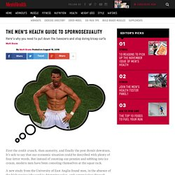 The Men's Health guide to Spornosexuality