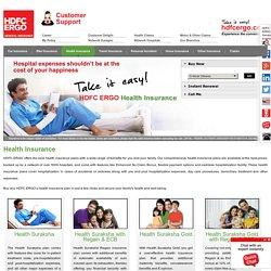 Health Insurance Company India