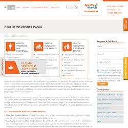 Health Insurance Plans,Best Medical Insurance Plans,Health Insurance Policy,India
