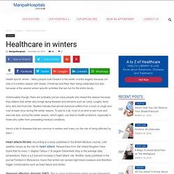 Health Tips in Winter Season