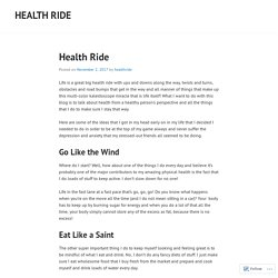 Health Ride – Health Ride