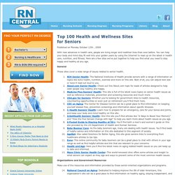 Top 100 Health sites for Seniors