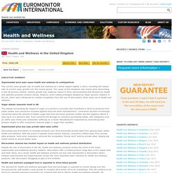 Health and Wellness in the United Kingdom