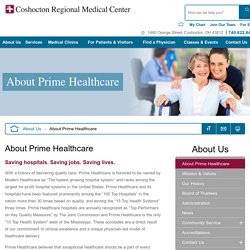 """Prime Healthcare hospitals are annually recognized as """"Top Performers on Key Quality Measures"""""""