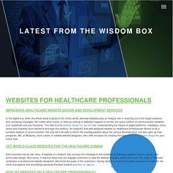 Website designing is helpful for healthcare service???