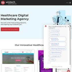 Healthcare Digital Marketing Company Delhi, India, Healthcare Online Marketing