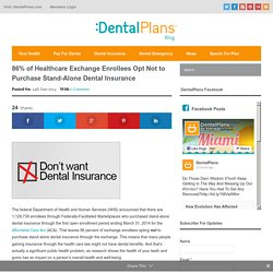 Stand-Alone Dental Insurance