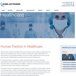 Healthcare - Global Air Training